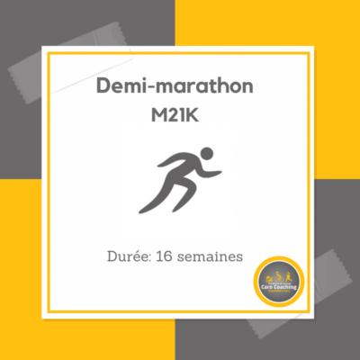 Demi-marathon