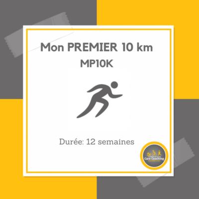 Mon premier 10 km
