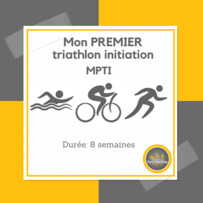 Mon premier triathlon initiation